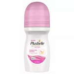 DESODORANTE PLUSBELLE SENSACION SEDOSA ROLL ON X 50 ML.