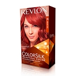 COLORACION COLORSILK 3D ROJO VIBRANTE X 1 UN.