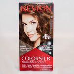 COLORACION COLORSILK 3D CASTAÑO COBRIZO DOR