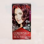 COLORACION COLORSILK 3D BORGOÑA