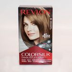 COLORACION COLORSILK 3D CASTAÑO DORADO CLARO