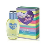 PERFUME MUJERCITAS LOVE TWO X 50 ML.