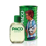 COLONIA PACO FUTBOL X 60 ML.