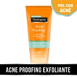 GEL EXFOLIANTE NEUTROGENA ACNE PROOFING X 100 GR.