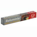 ROLO DE ALUMINIO FAMILIAR X 28 CM X 7.5 MT.