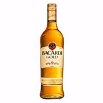 RON BACARDI GOLD BOTELLA X 980 CC.