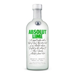 VODKA ABSOLUT LIME BOTELLA X 750 CC.