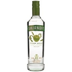 VODKA SMIRNOFF GREEN APPLE DOX 700 CC.