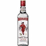 GIN BEEFEATER LONDON DRY BOTELLA X 750 CC.