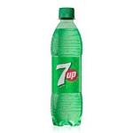 GASEOSA SEVEN UP BOTELLA X 500 CC.