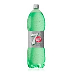 GASEOSA SEVEN UP FREE BOTELLA X 2.250 CC.