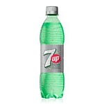 GASEOSA SEVEN UP FREE BOTELLA X 500 CC.