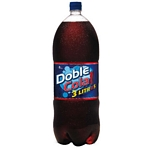 GASEOSA DOBLE COLA BOTELLA X 3.000 CC.