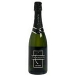 CHAMPAGNE CHANDON BRUT NATURE BOTELLA X 750 CC.