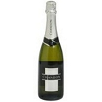 CHAMPAGNE CHANDON DEMI SEC BOTELLA X 750 CC.