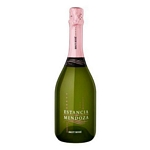 CHAMPAGNE ESTANCIA MENDOZA BRUT NATURE ROSE BOTELLA X 750 CC.