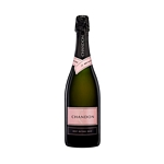 CHAMPAGNE CHANDON BRUT NATURE ROSE BOTELLA X 750 CC.