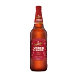 CERVEZA IMPERIAL AMBER LAGER BOTELLA RETORNABLE X 1.000 CC.
