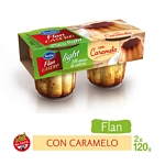 FLAN SANCOR CASERO LIGHT X 240 GR. POTE X 2 UN.