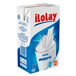 LECHE ILOLAY LARGA VIDA ENTERA X 1 LT.