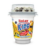 POSTRE ILOLAY KIDS CON TOP CRISPINES POTE X 110 GR.