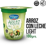 ARROZ CON LECHE TREGAR LIGHT X 180 GR.