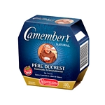 QUESO CAMEMBERT PERE DUCREST NATURAL X 200 GR.
