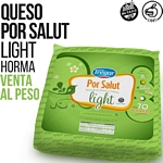 QUESO POR SALUT TREGAR LIGHT HORMA X KG.