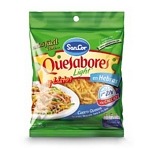 QUESO EN HEBRAS 4 QUESOS SANCOR LIGHT QUESABORES X 150 GR.