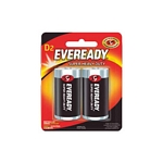 PILA EVEREADY D STEEL X 2 UN. - ART. 922346 1250 BP2 BL