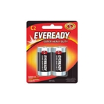 PILA EVEREADY C STEEL X 2 UN. - ART. 922365 1235 BP2 BL