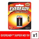 BATERÍA EVEREADY 9 V. STEEL X UN. - ART. 922137 1222 BP9V