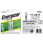 PILA ENERGIZER AAA RECARGABLE X 2 UN. - ART. 929201 NH12 BP2 700