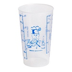 VASO MEDIDOR YESI FLEXIBLE 500 ML. - ART. 309001