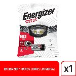 LINTERNA ENERGIZER HEADLIGHT 3 LED MANOS LIBRES 3AAA - ART 927776