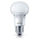 LAMPARA PHILIPS LED BULB ESSENTIAL 9 W= 60 W 3000K 8000 H CALIDA  - ART 929001205071**