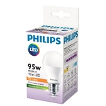 LAMPARA PHILIPS LED BULB ESSENTIAL 12 W. = 95 W 3000K 8000H CALIDA X UN. - ART. 929001379671**