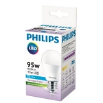LAMPARA PHILIPS LED BULB ESSENTIAL 12 W. = 95 W. 6.500 K. 8.000 H. FRIA X UN. - ART. 929001379971