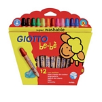 LAPIZ GIOTTO COLOR BEBE X 12 UN. - ART. 466500ES