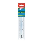 REGLA MAPED 15 CM CRISTAL ECO - ART 242507