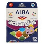 ACUARELA ALBA COLOR X 12 UN. - ART. 8735999680