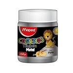 TEMPERA MAPED 200 GR. PLATEADO X UN. - ART. 826562