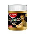 TEMPERA MAPED POTE 200 GR DORADO - ART 826561