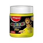 TEMPERA MAPED 200 GR. AMARILLO FLUOR X UN. - ART. 826575