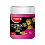 TEMPERA MAPED 200 GR. ROSA FLUOR X UN. - ART. 826578 4