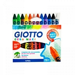 CRAYON GIOTTO MAXI X 12 COLORES - ART. 202202ES