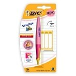BOLIGRAFO BIC EVOLUTION KIDS ROSA X UN. - ART. 929571