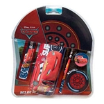 CARS SET CON CARTUCHERA - ART EC622