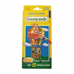 LAPIZ GREENCASTLE COLOR X 12 UN. - ART. 510412