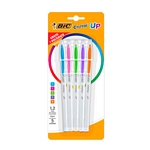 BOLIGRAFO BIC CRISTAL UP 1.2 MM. X 5 UN. - ART. 942004